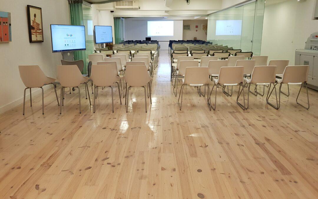 Open Talk. Sala Auditorium.