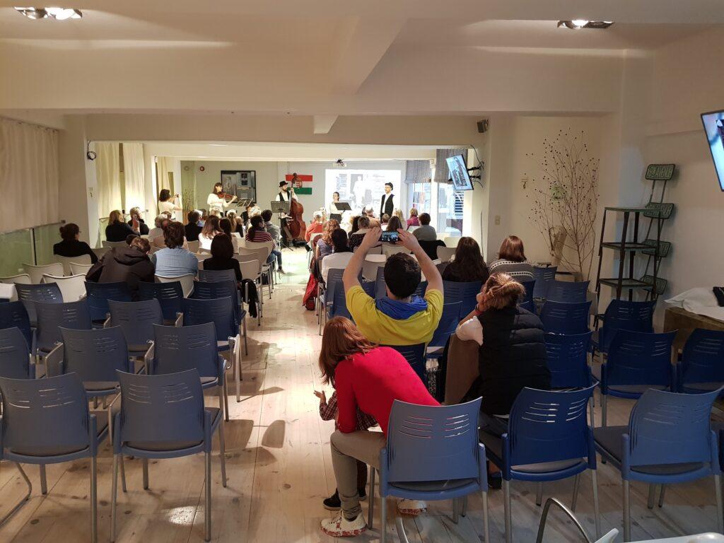 Asociación Madach en Open Talk