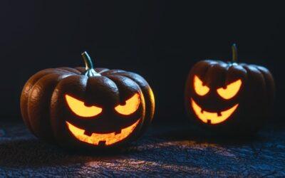 ¡Halloween de miedo!