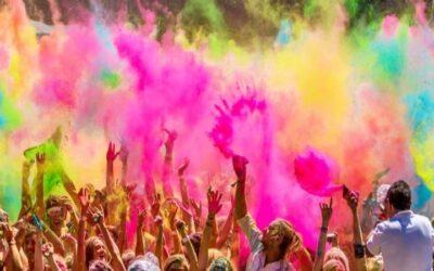 La primera carrera de colores en España ahora se llama Holi Life