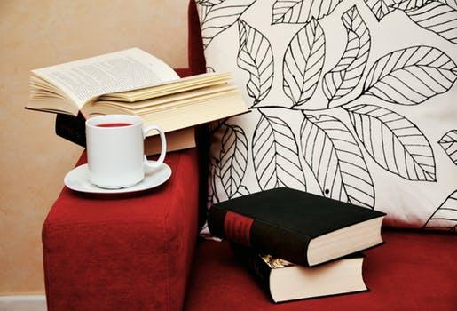 Una librería única donde podrás tomar un café